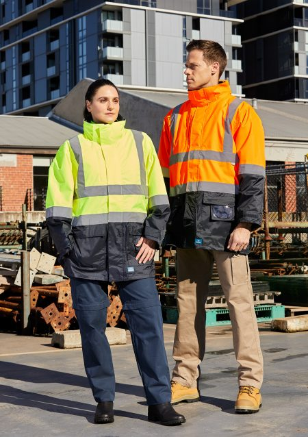 4-IN-1-UTILITY-JACKET-&-VEST-8552-FLUORO-ORANGE-NAVY+FLUORO-YELLOW-NAVY-(2)