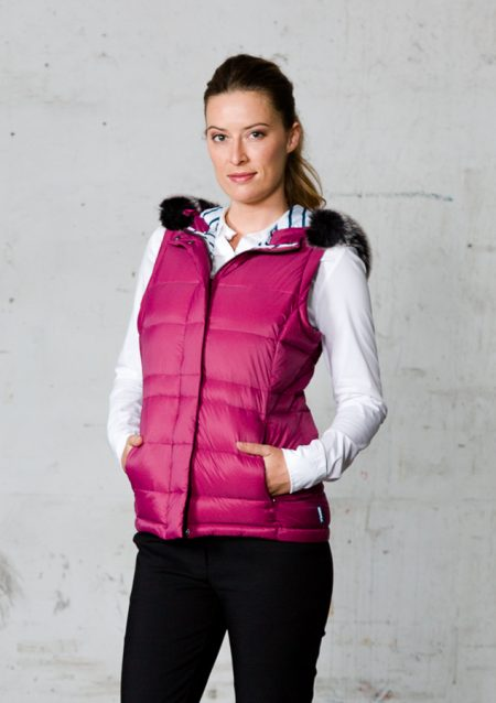 WOMENS MAIA STOWdown VEST-image