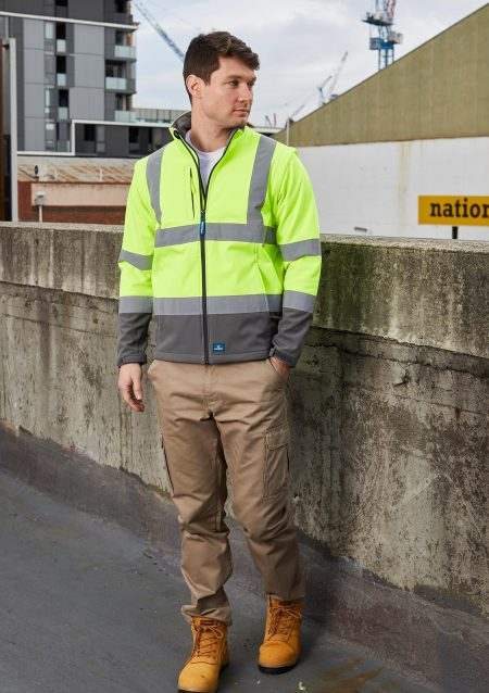LANDY-JACKET-8430-FLUORO-YELLOW-CHARCOAL-(1)