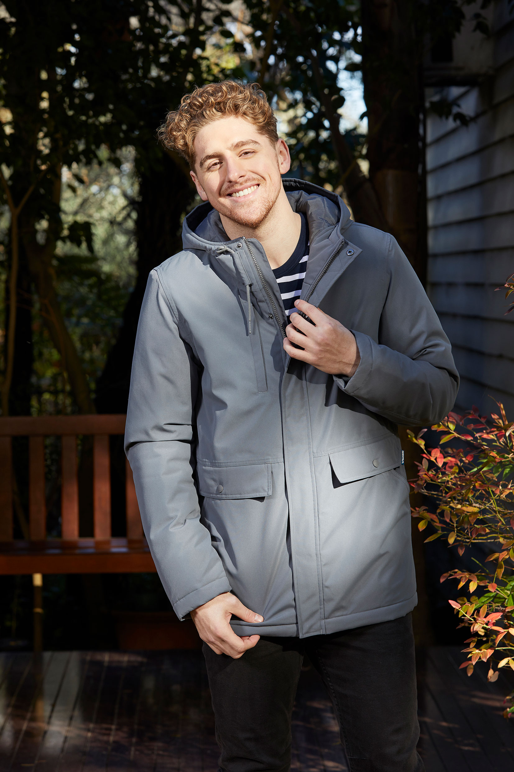 HARVEY-PARKA-JACKET-SOLID-8618-CHARCOAL-(2)