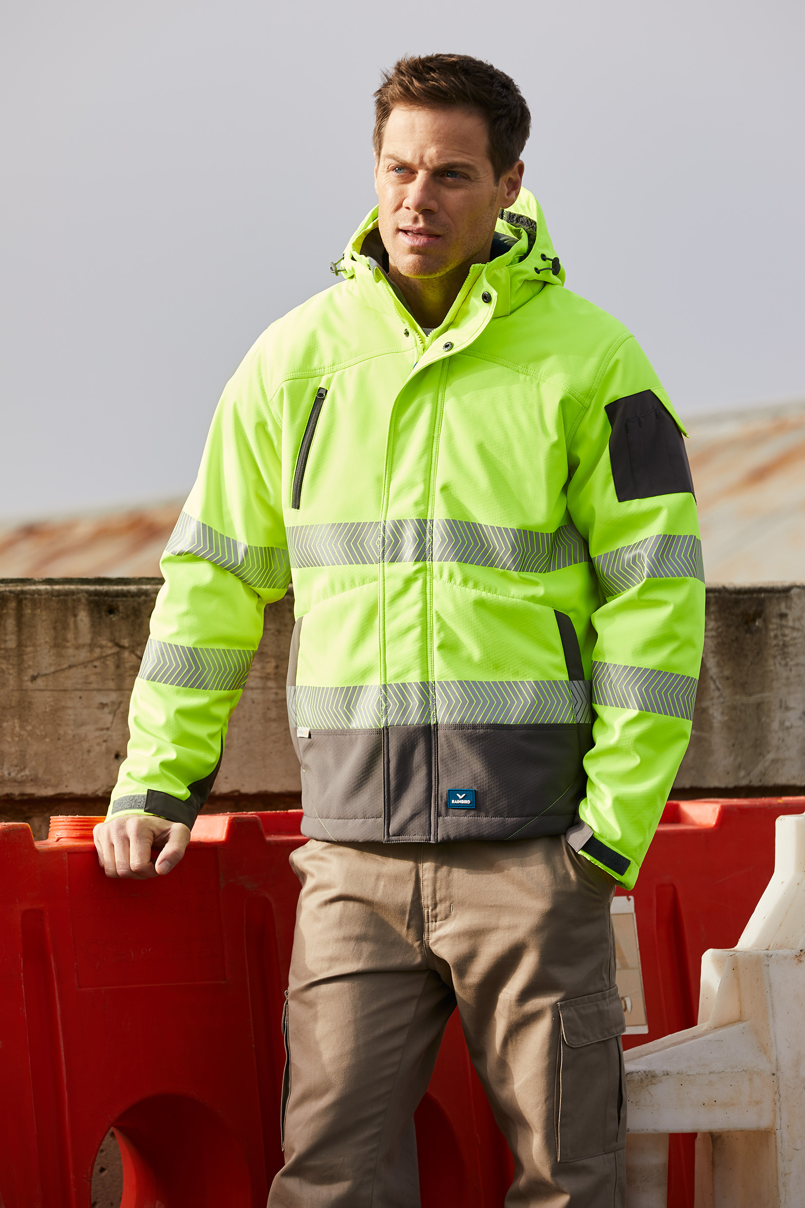 JONES SOFTSHELL COAT